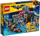 LEGO Batman Włamanie do jaskini Batmana 70909 -