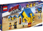 LEGO Movie Dom Emmeta/Rakieta ratunkowa 70831 -