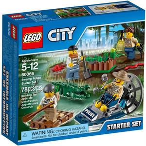 Lego City Policja Wodna Zestaw Startowy 60066 3954zł W Gandalfcompl