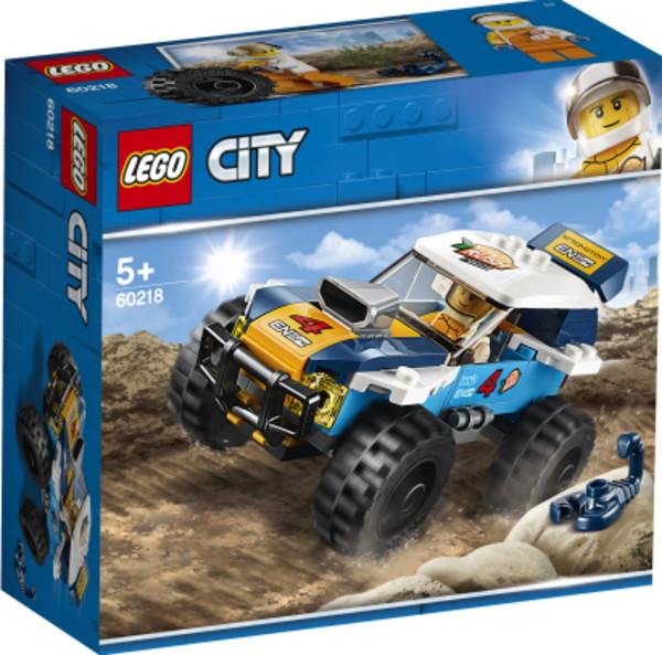 Lego City Pustynna Wyścigówka 60218 4002zł W Gandalfcompl