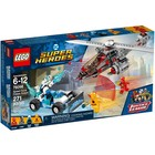 LEGO DC Comics Super Heroes Lodowy superwyścig 76098 -