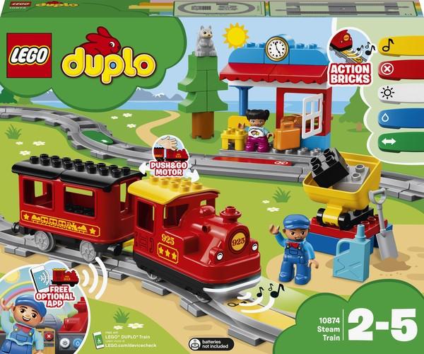 Lego Duplo Pociąg Parowy 10874 23607zł W Gandalfcompl
