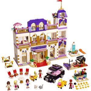 Lego Friends Grand Hotel W Heartlake 41101 54186zł W Gandalfcompl