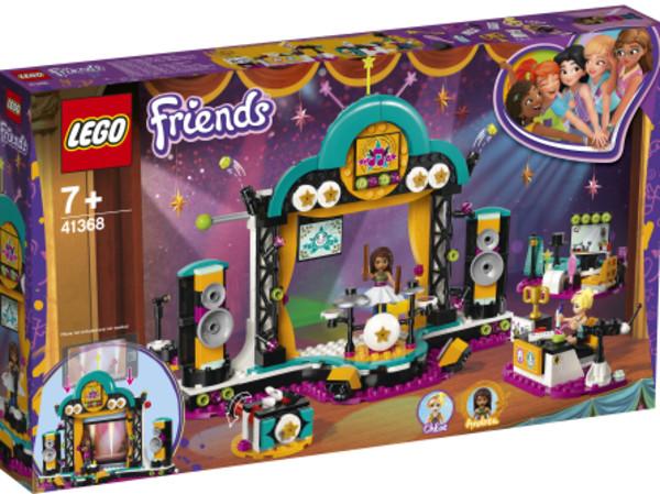 Lego Friends Konkurs Talentów Andrei 41368 17708zł W Gandalfcompl