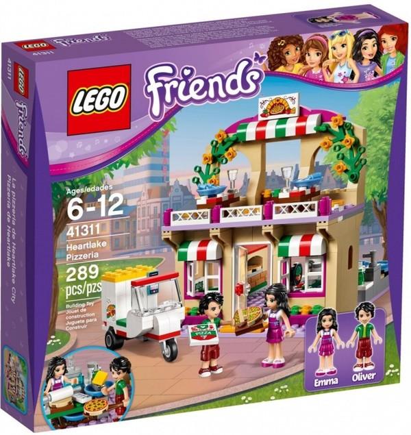 Lego Friends Pizzeria W Heartlake 41311 12992zł W Gandalfcompl