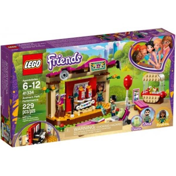 Lego Friends Pokaz Andrei W Parku 41334 11029zł W Gandalfcompl