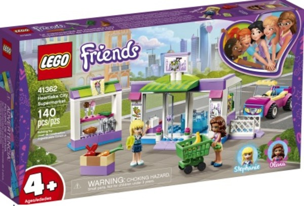 LEGO Friends Supermarket w Heartlake 41362