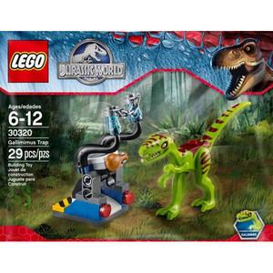 Lego Jurassic World Pułapka Na Gallimimusa 30320 4828zł W Gandalf