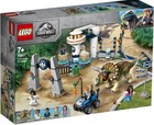 LEGO Jurrasic World Atak Triceratopsa 75937 -