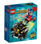 LEGO DC Comics Super Heroes Batman vs Harley Quinn 76092 -