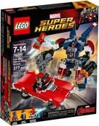 LEGO Marvel Super Heroes Iron Man: Detroit Steel atakuje 76077 -