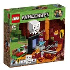 LEGO Minecraft Portal do Netheru 21143 -
