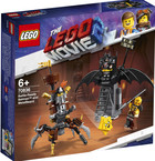LEGO Movie Batman i Stalowobrody 70836 -
