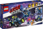 LEGO Movie Terenówka Rexa 70826 -