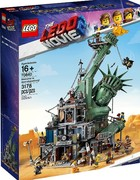 LEGO Movie Witajcie w Apokalipsburgu 70840 -
