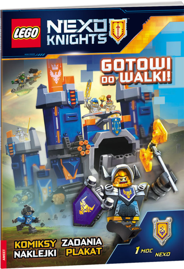 LEGO NEXO KNIGHTS Gotowi do walki!
