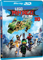 LEGO NINJAGO: Film 3D - Bob Logan, Charlie Bean, Paul Fisher