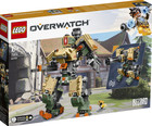 LEGO Overwatch Bastion 75974 -