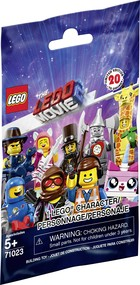 LEGO MOVIE Minifigurka 71023 (mix wzorów) -