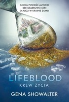 Lifeblood. Krew Życia - mobi, epub - Gena Showalter