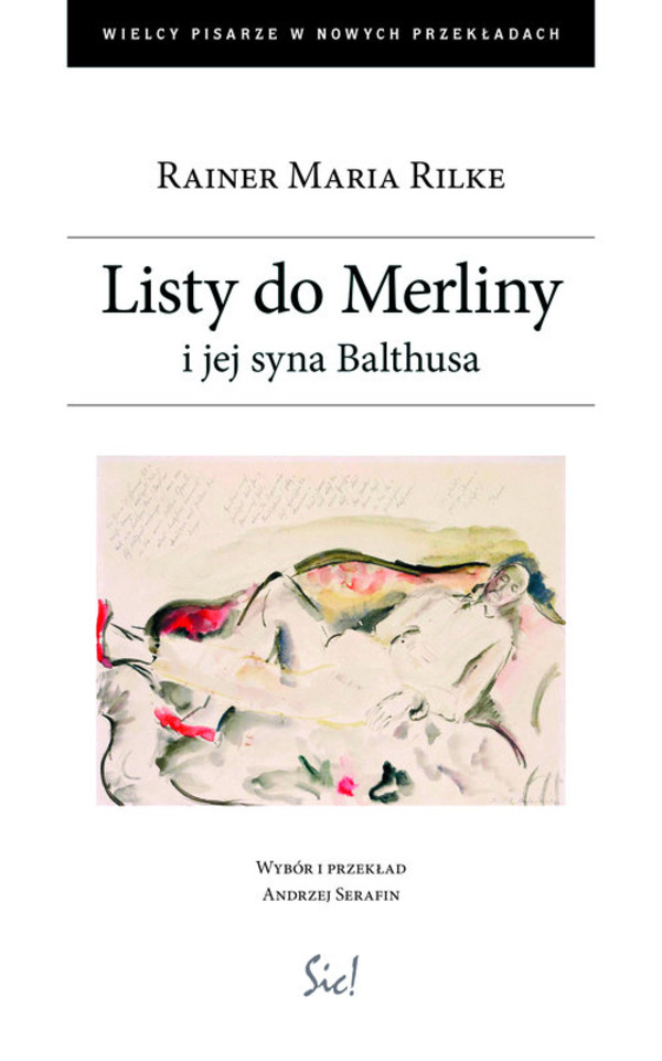 Listy do Merliny i jej syna Balthusa