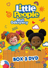 Little People Mali Odkrywcy BOX -