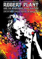 Live At David Lynch`s Festival of Disruption (DVD) - Robert Plant