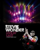 Live At Last (Blu-ray) - Stevie Wonder