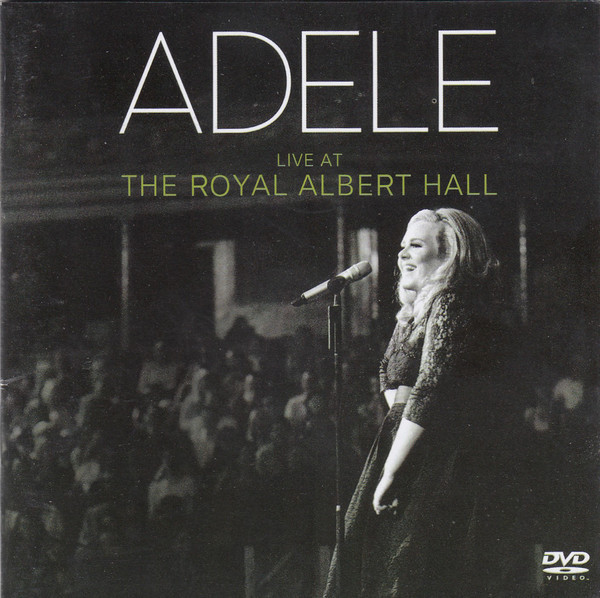 Live At The Royal Albert Hall (DVD + CD)