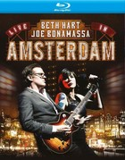 Live From Amsterdam (Blu-Ray) - Joe Bonamassa & Beth Hart