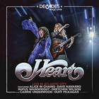 Live in Atlantic City (vinyl) - Heart