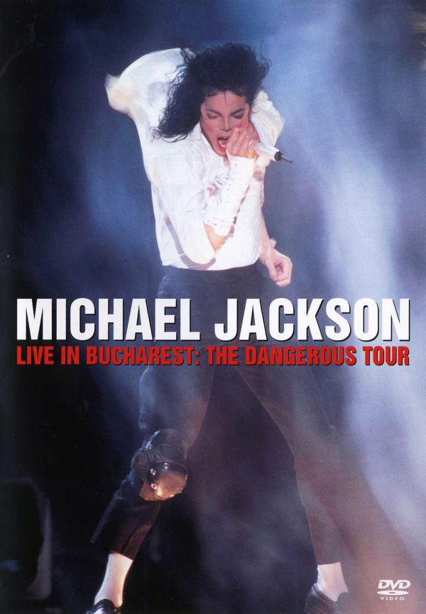 Live In Bucharest: The Dangerous Tour (DVD)