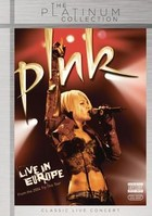 Live In Europe - P!nk
