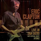 Live In San Diego With Special Guest JJ Cale (DVD) - Eric Clapton