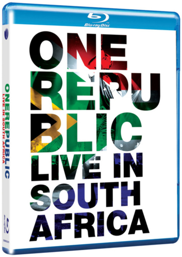 Live In South Africa (Blu-Ray)