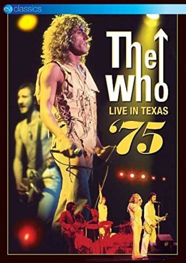 Live in Texas `75 (DVD)