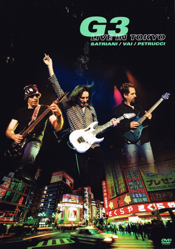 Live in Tokyo (DVD)