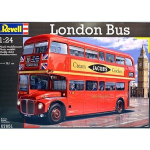 London Bus Skala 1:24