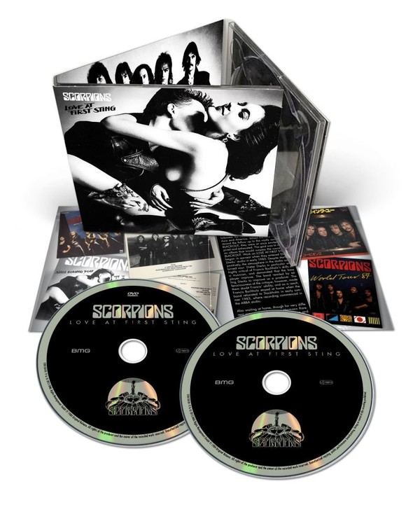 Love At First Sting 50th Anniversary Deluxe Edition