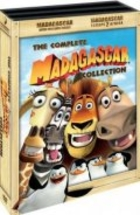 Madagaskar 1 i 2 - Tom McGrath, Eric Darnell