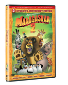 Madagaskar 2 - Tom McGrath, Eric Darnell