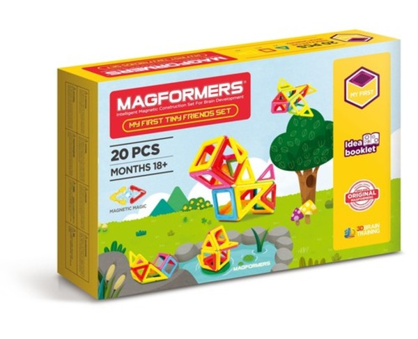 Magformers My first Tiny Friends Set 20 PCS