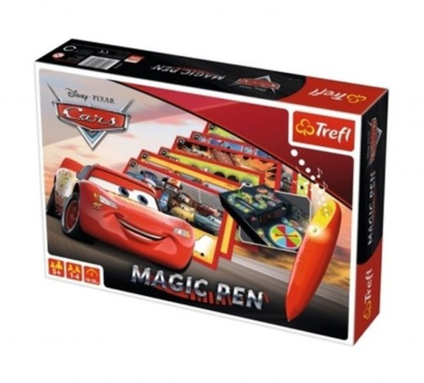 Trefl Gra Magic Pen Auta