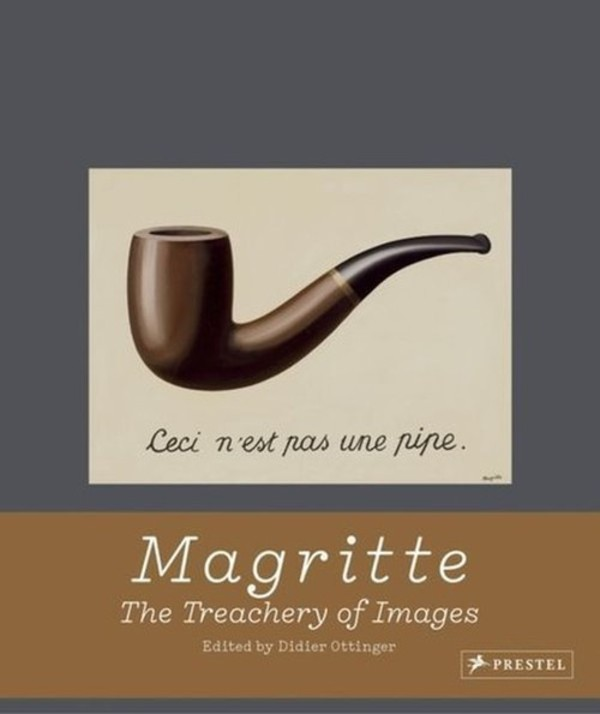 Magritte The Treachery of Images