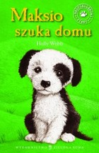 Maksio szuka domu - mobi, epub - Holly Webb