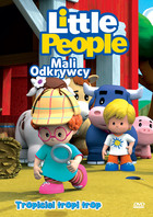 Little People Mali Odkrywcy - Tropiciel tropi trop -