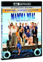 Mamma Mia! Here We Go Again (4K Ultra HD) - Ol Parker