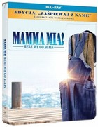 Mamma Mia! Here We Go Again (Steelbook) - Ol Parker