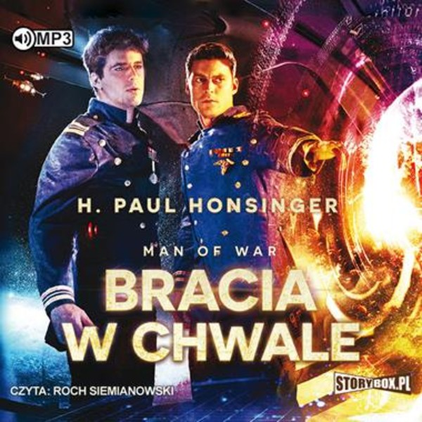Man of War: Bracia w chwale audiobook CD