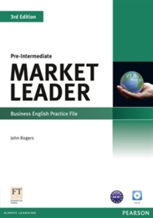 MARKET LEADER Pre-Intermediate. Practice File + CD 3rd edition